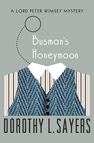 Busman's Honeymoon cover