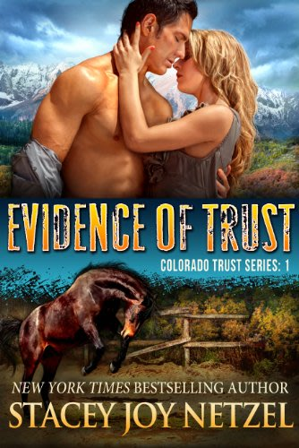 Evidence of trust by stacey joy netzel
