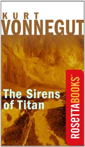 The sirens of titan by kurt vonnegut