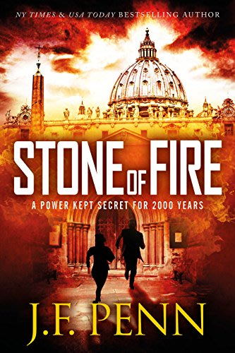 Stone of fire by j f penn