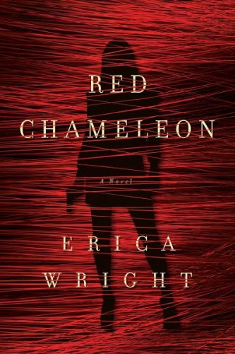 The Red Chameleon by Erica Wright