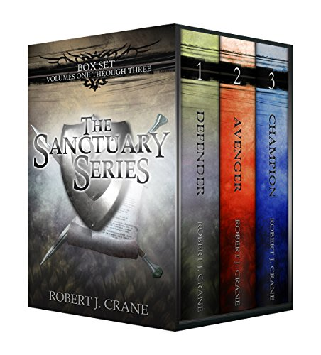 The sanctuary series volumes 1 3 by robert j crane