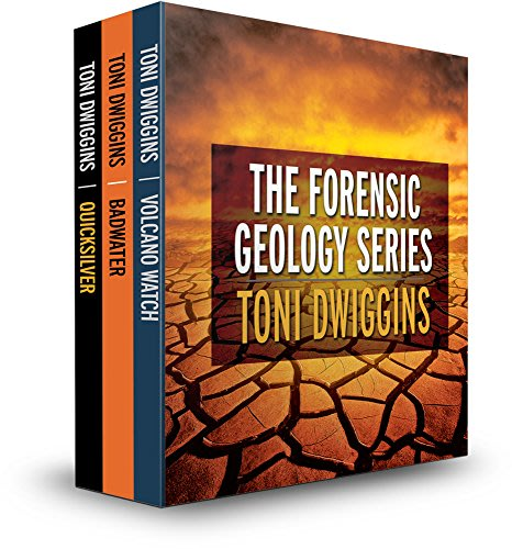 The forensic geology series by toni dwiggins