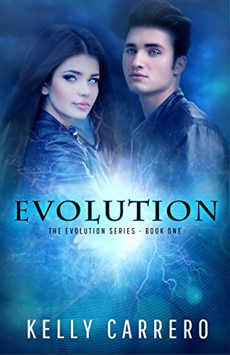 Evolution by kelly carrero