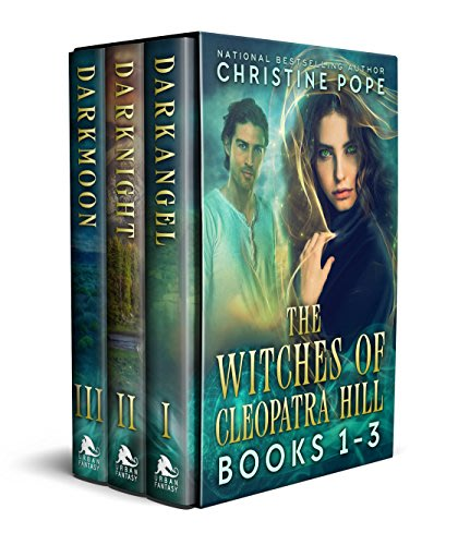 The witches of cleopatra hill box set books 1 3 by christine pope