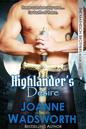 Highlander s desire by joanne wadsworth