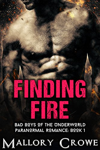 Finding fire by mallory crowe