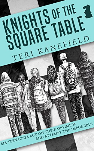 Knights of the square table by teri kanefield