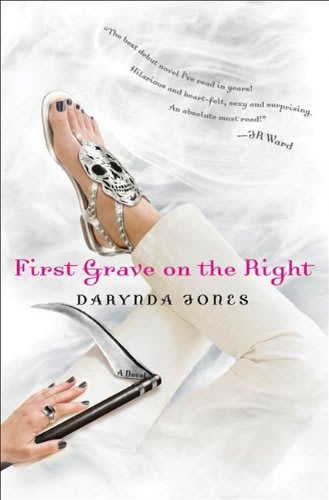 First grave on the right by darynda jones 2016 06 28