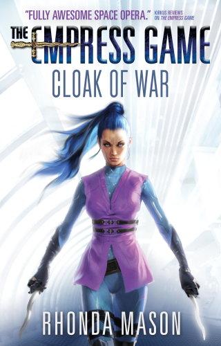 Cloak of War by Rhonda Mason