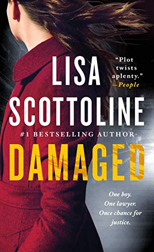 12 new legal thrillers every john grisham fan should read damaged by lisa scottoline fandeluxe Images