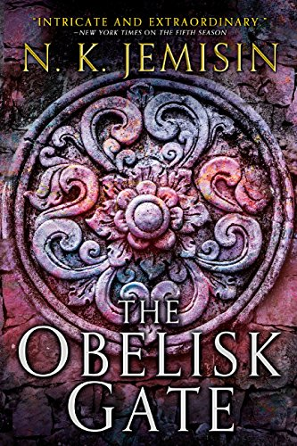 The Obelisk Gate by N. K. Jemisin