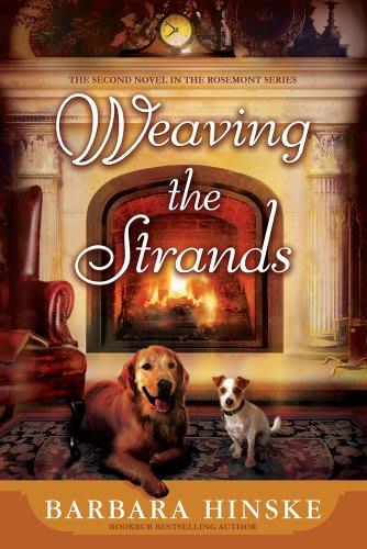 Weaving the Strands by Barbara Hinske