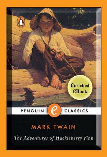 Reading challenge 100 classics to read in a lifetime the adventures of huckleberry finn by mark twain fandeluxe Choice Image