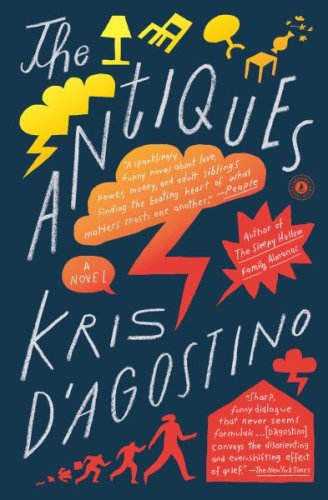 The Antiques by Kris D'Agostino