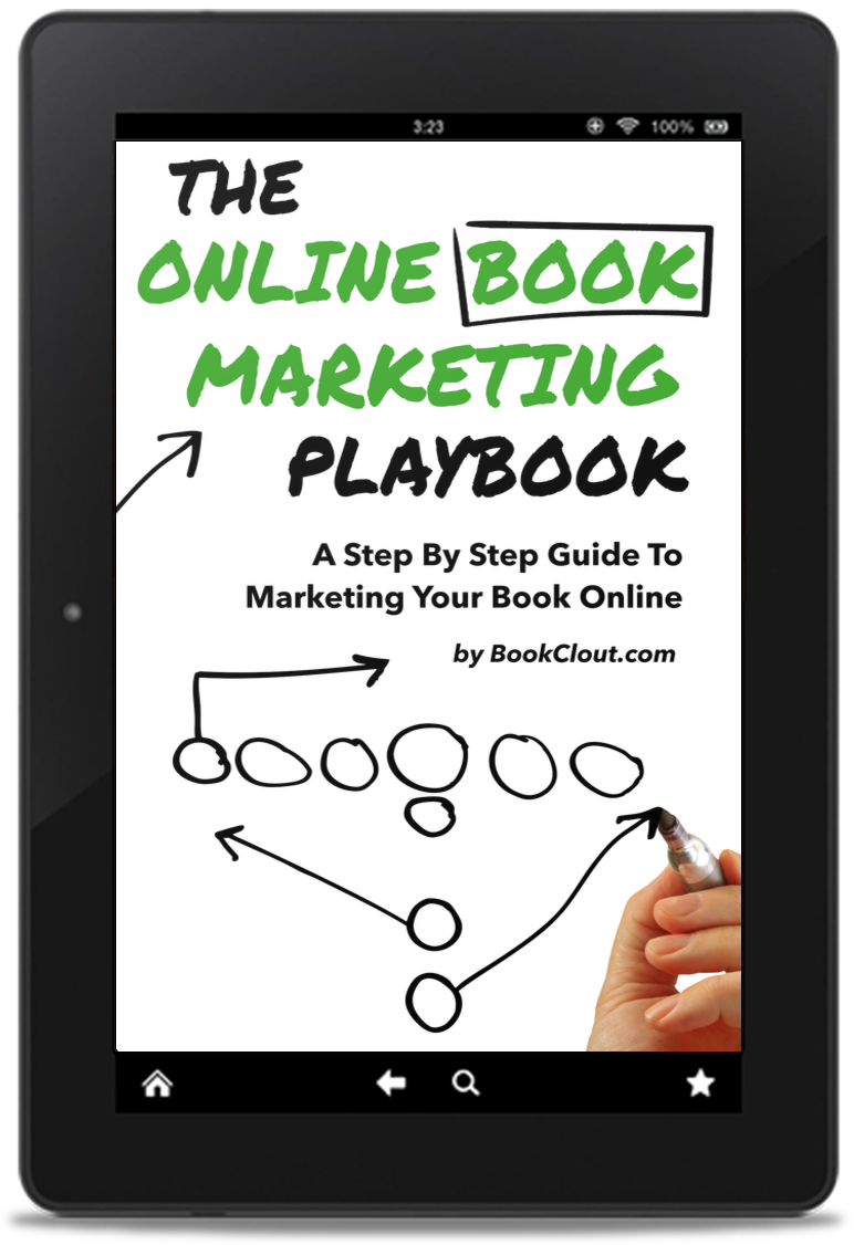 The Online Book Marketing Playbook by CallMeThisorThat