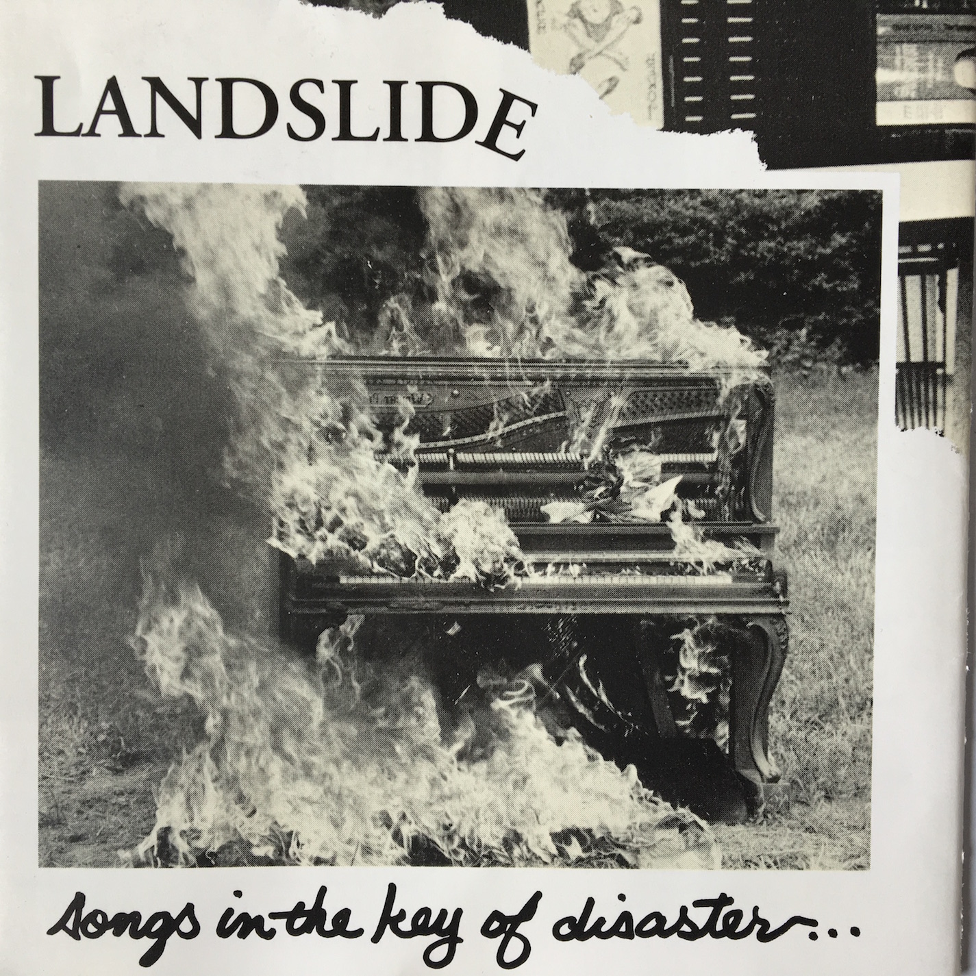 Songs In The Key of Disaster by Landslide