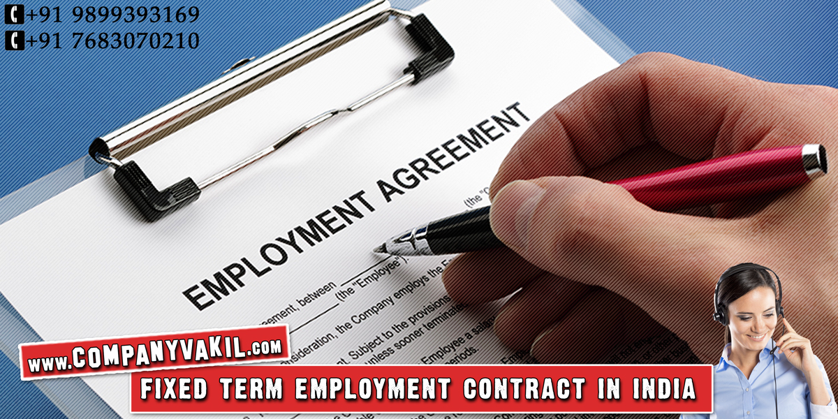 fixed-term-employment-contract-in-india