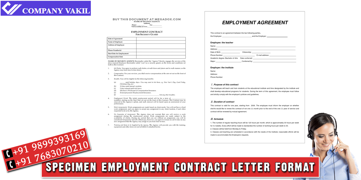specimen-employment-contract-letter-format