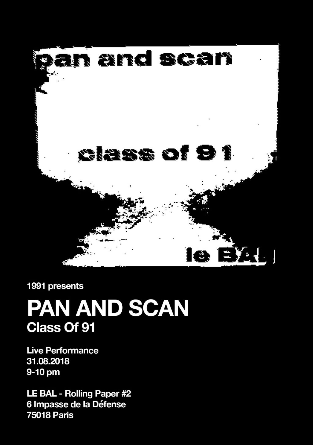 Pan And Scan - © 1991 Books