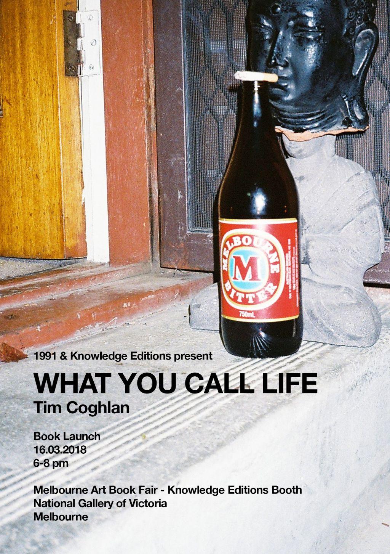 What You Call Life - © 1991 Books