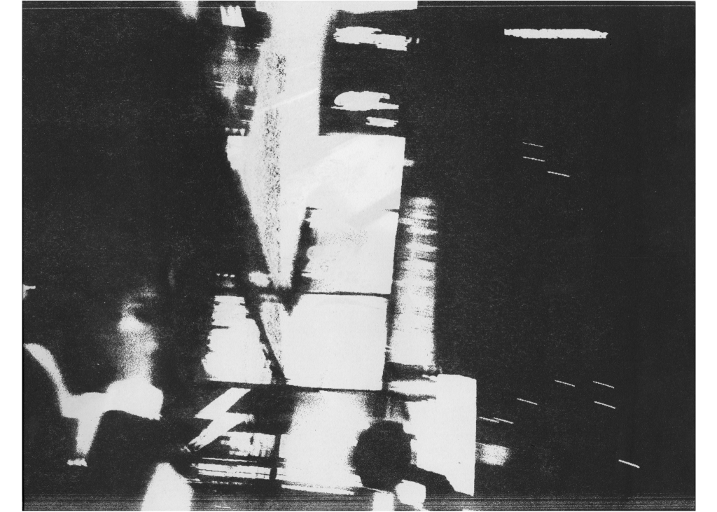 Satellite Anthem - © 1991 Books