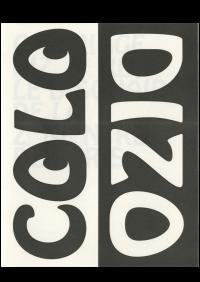 Colo Dizo - © 1991 Books