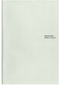 Disjunction - © 1991 Books