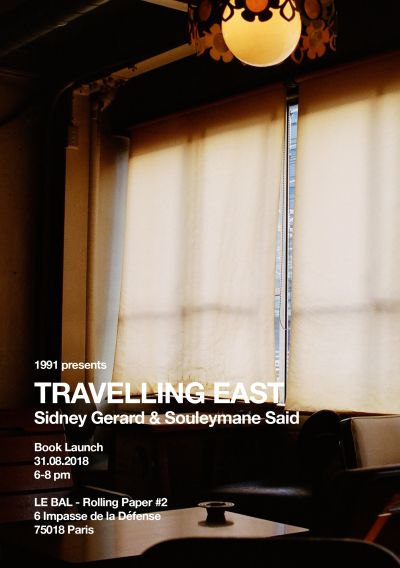 Travelling East - © 1991 Books
