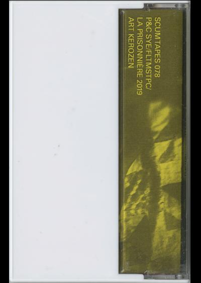La Prisonnière - © 1991 Books