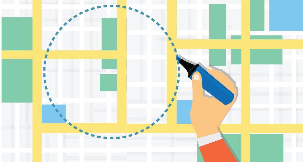el geofencing y cómo las empresas lo usan