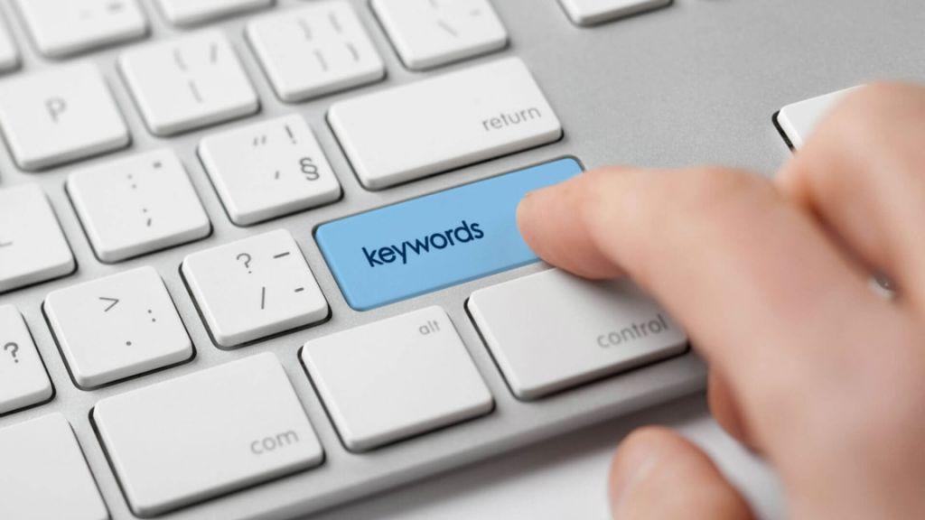 como elegir las palabras claves para el posicionamiento web
