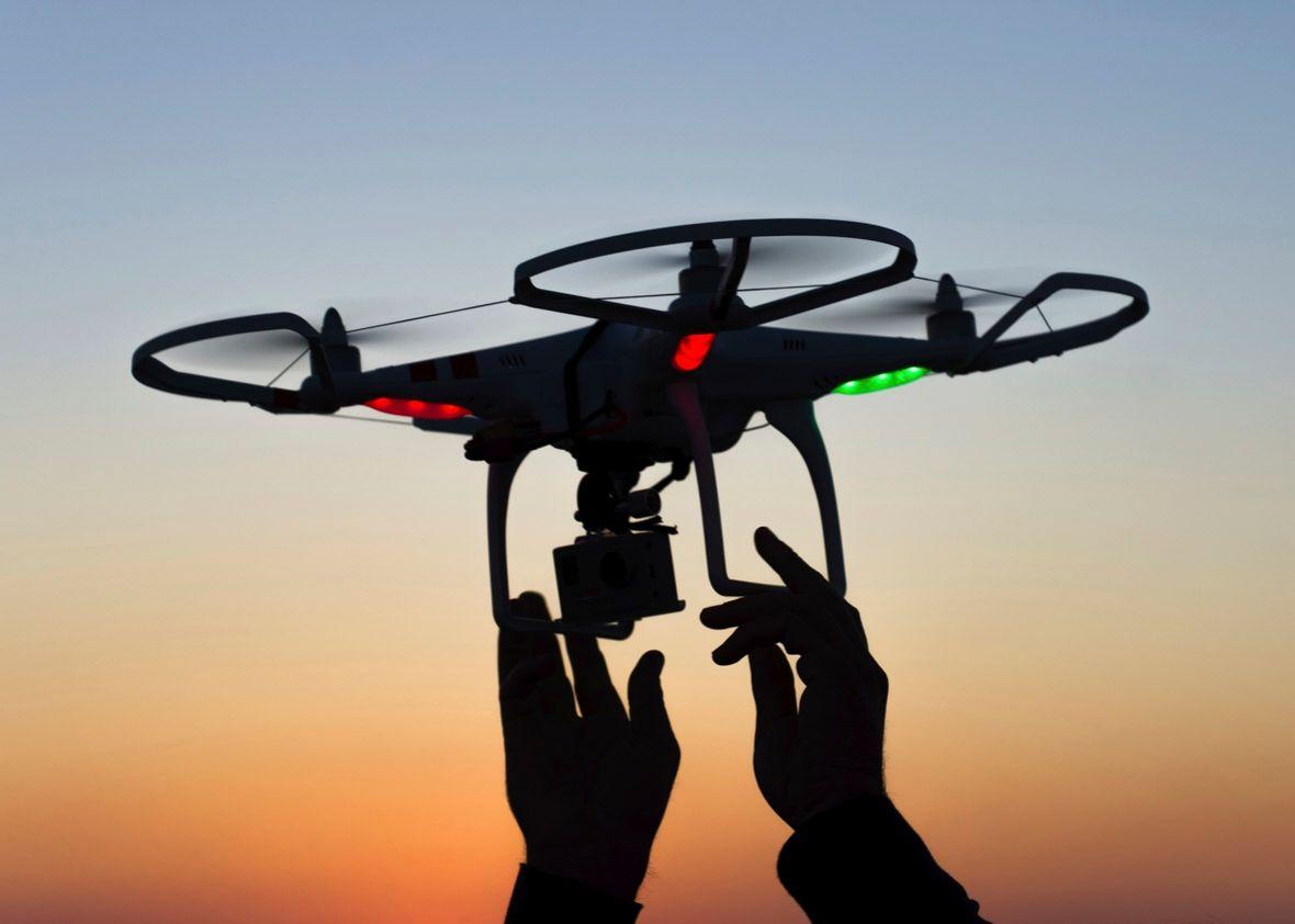 La era de los Drones