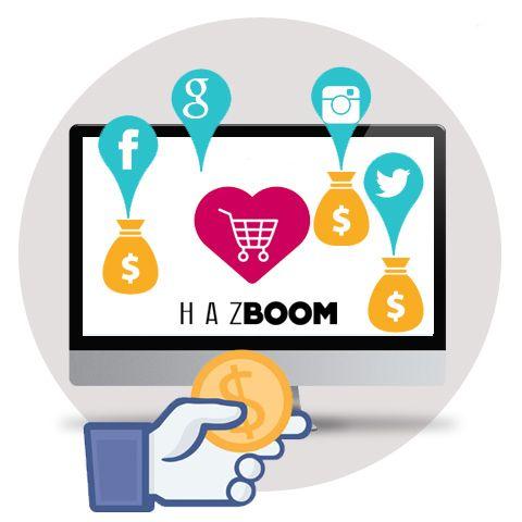 Cómo ganar dinero en las redes sociales y HAZBOOM!