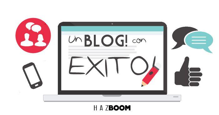 Cómo crear un blog de éxito? Te lo mostramos!