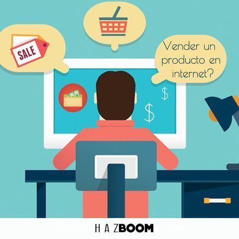 Es necesario vender por internet mi producto ?