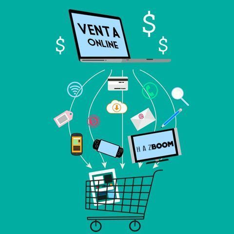 Puedo vender por internet mi producto? (I Parte)
