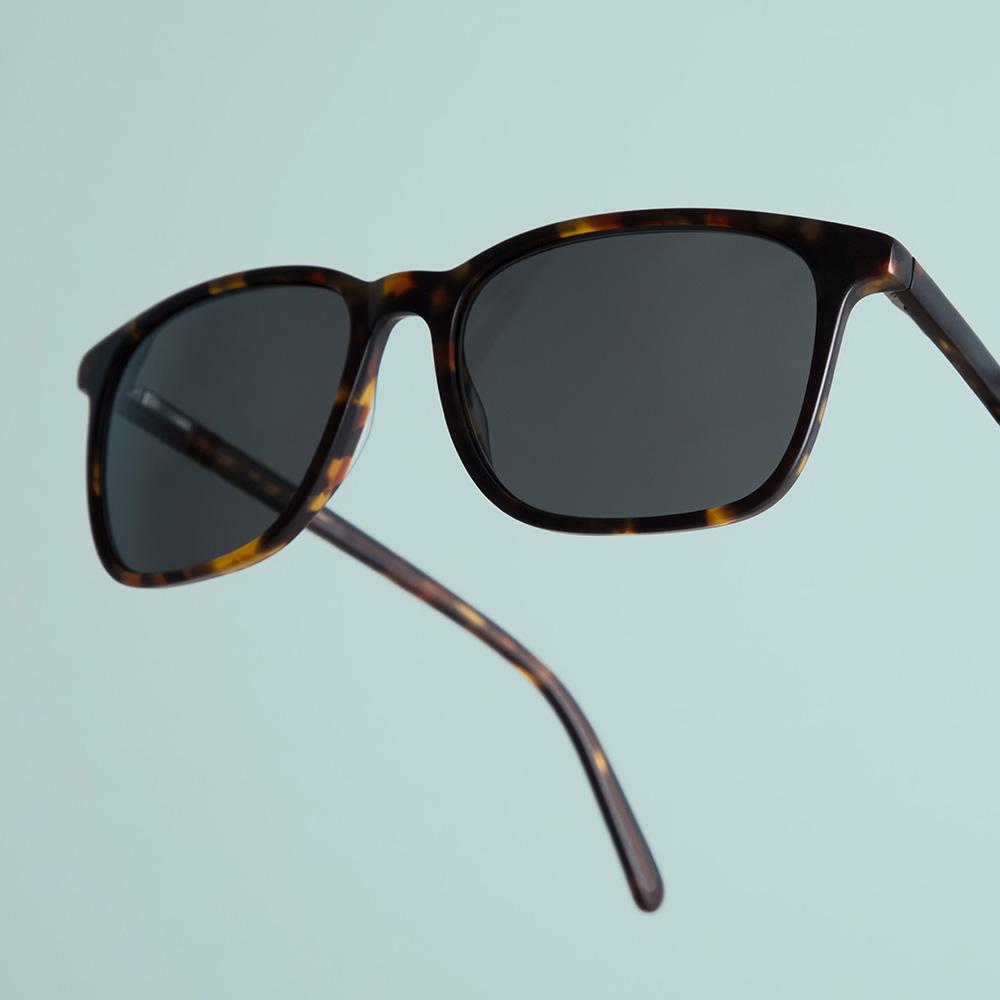 lenses with a sun polarized coating