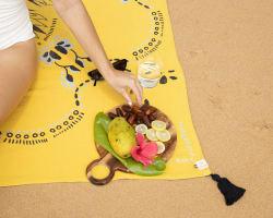 Drap de plage éco-responsable & Made in France, Esperanza