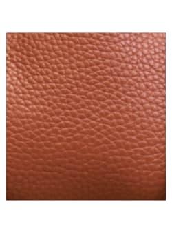 Pochette en cuir issu de chutes, modèle Rodrick