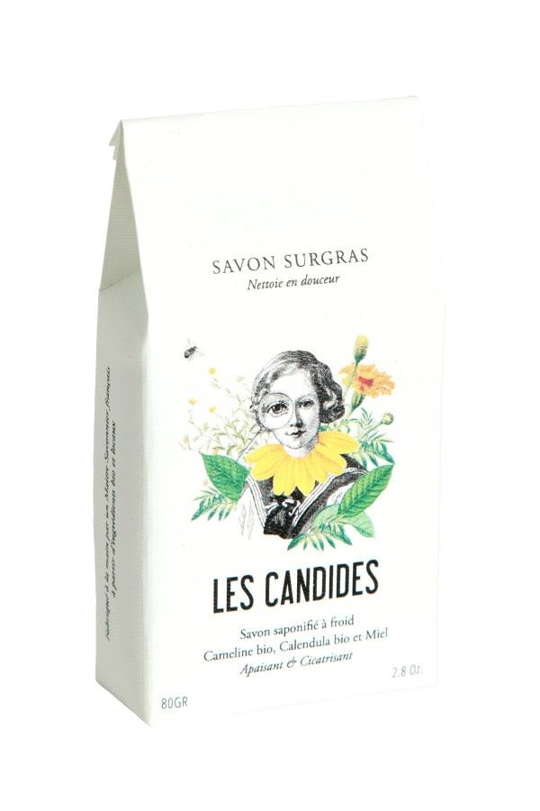 Coffret l'Ingénu, huile de soin et savon à froid, made in France