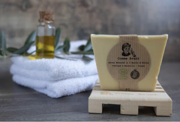Savon naturel bio à l'huile d'olive