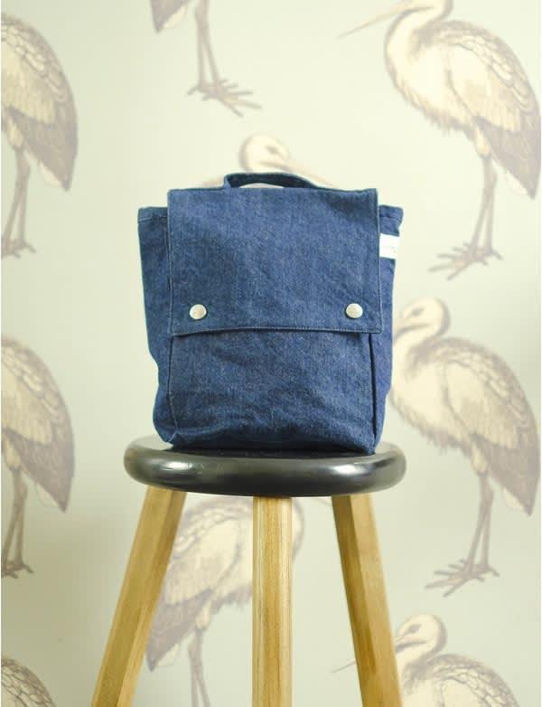 Minimes, le sac à dos des tout-petits en coton recyclé