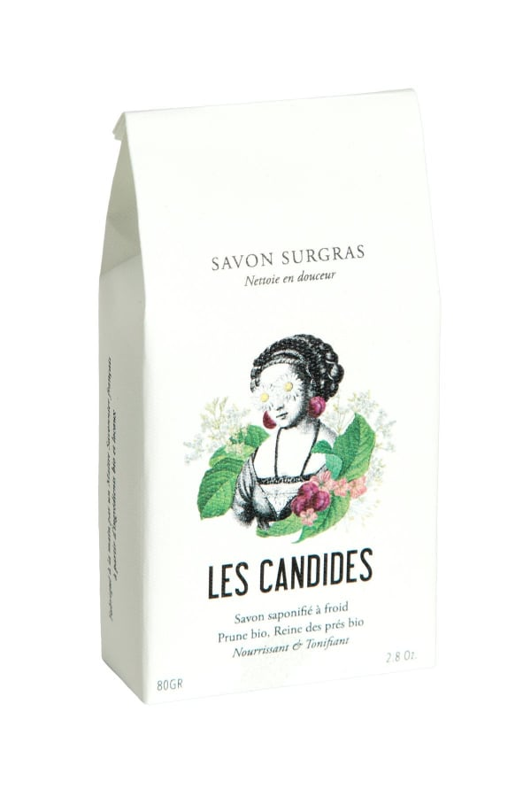 Coffret Olympe, huile de soin et savon à froid, made in France