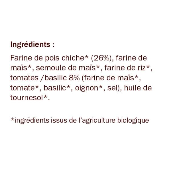 L'Apéro Boules - Tomate & Basilic, x9