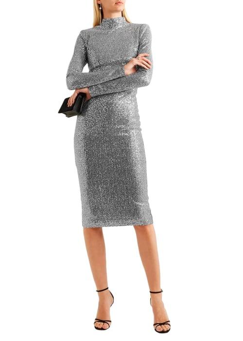 Silver dress 3