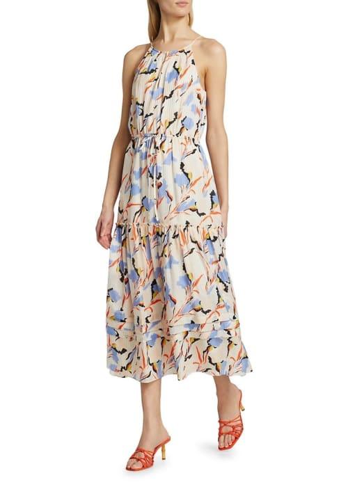 Joie huston floral midi dress abvbaa9dc5b zoom