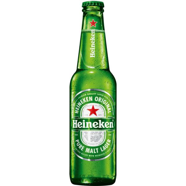 Heineken Pilsner longneck 24x33CL
