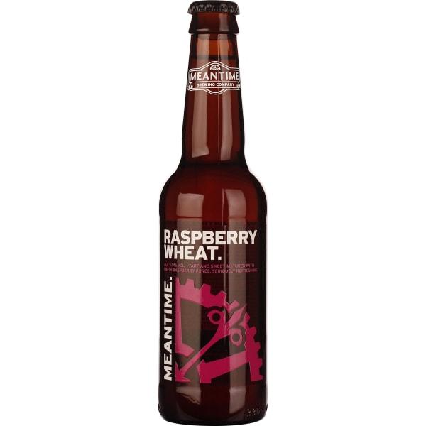 Meantime Raspberry Wheat 12x33CL
