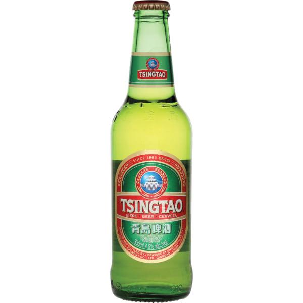 Tsingtao Beer 24x33CL